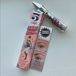 Never Used- Benefit Gimme Brow 5